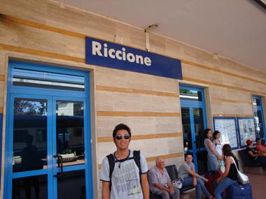 riccione station